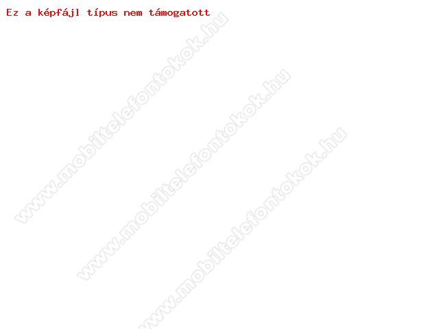 Apple iPhone 5 védőkeret - Bumper - Gecko Lianzoo - clear/pink
