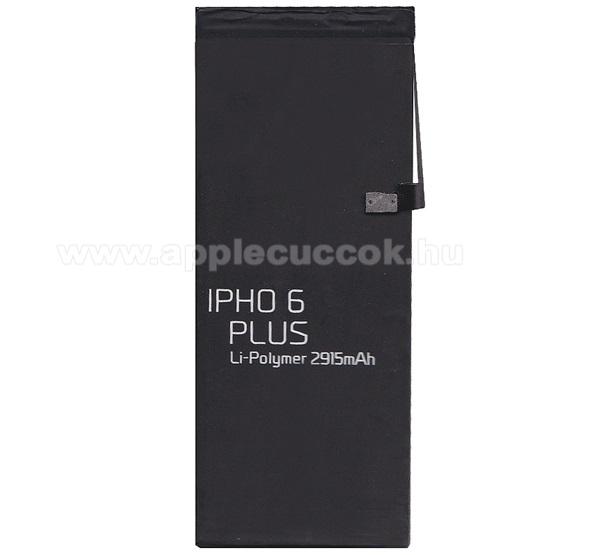 APPLE iPhone 6 Plus akkumulátor - 2915mAh Li-Polymer - (616-0765 utángyártott)