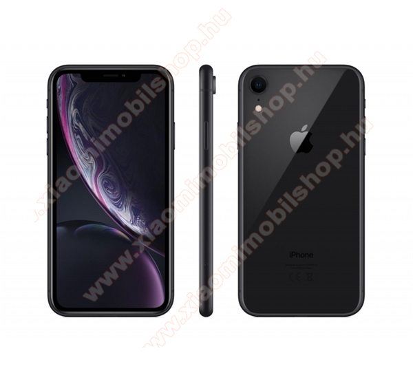 Apple iPhone XR, 64GB, Fekete