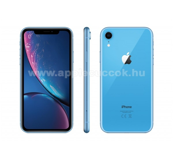 Apple iPhone XR, 64GB, Kék