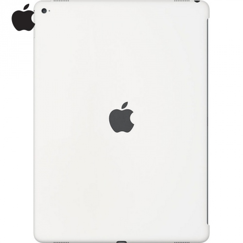 APPLE szilikon védő tok / hátlap - FEHÉR - MKLL2ZM/A - APPLE iPad Mini 4 / APPLE iPad mini (2019) - GYÁRI