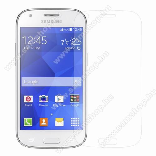 ARMOR előlap védő karcálló edzett üveg, 9H - SAMSUNG SM-G357FZ Galaxy Ace 4 LTE / SAMSUNG SM-G357FZ Galaxy Ace Style LTE