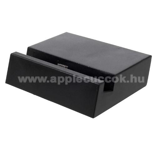 Asztali t�lt? / dokkol� - adat�tviteli �llv�ny, USB 3.1 Type C - FEKETE