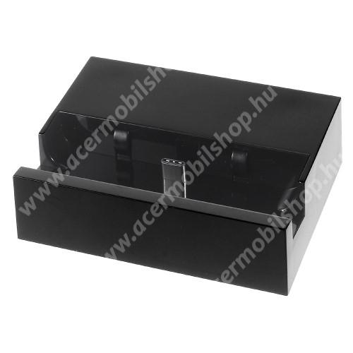 ACER Chromebook Tab 10 Asztali töltő / dokkoló - adatátviteli állvány, USB 3.1 Type C - FEKETE