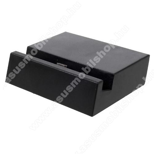 ASUS Zenpad 10 (Z301MFL)Asztali töltő / dokkoló - adatátviteli állvány, USB 3.1 Type C - FEKETE