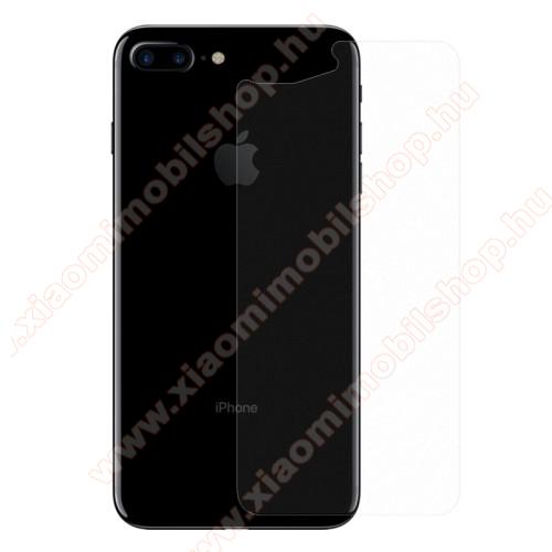 BENKS hátlapvédő fólia - Anti-Glare - MATT! - 1db, törlőkendővel - APPLE iPhone 7 Plus (5.5) / APPLE iPhone 8 Plus (5.5) - GYÁRI