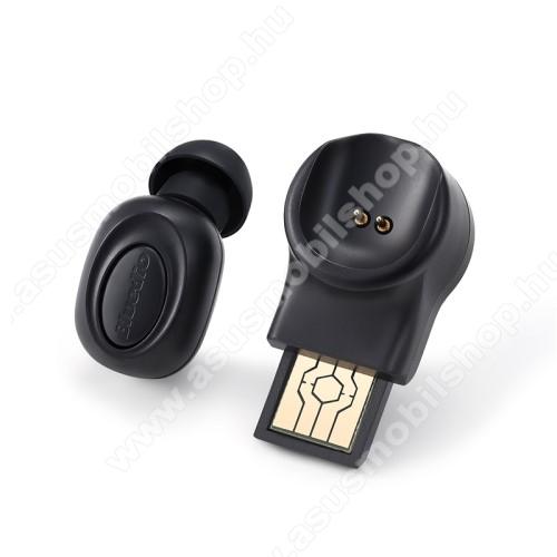 ASUS Fonepad 7 (2015) FE375CLBLUEDIOT Talking mini bluetooth headset - FEKETE - V5.0, beépített mikrofon, fülbe dugható, beépített 60mAh akkumulátor - GYÁRI