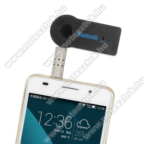 SAMSUNG Galaxy Tab Active Pro (Wi-Fi) (SM-T545)Bluetooth audio adapter - 3,5mm jack csatlakozóba illeszthető, MINI! - FEKETE