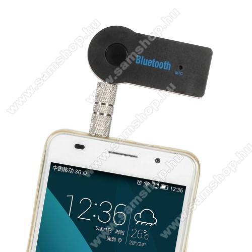 SAMSUNG Galaxy Tab 7.0 Plus (P6200)Bluetooth audio adapter - 3,5mm jack csatlakozóba illeszthető, MINI! - FEKETE
