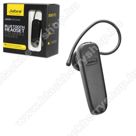 BLACKBERRY Q10 BLUETOOTH james bond JABRA BT-2045