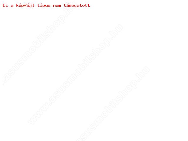 CRAZY notesz tok / flip tok - RÓZSASZÍN - asztali tartó funkciós, oldalra nyíló, rejtett mágneses záródás, bankkártya tartó zsebekkel, szilikon belső, Fedlapba épített acéllemezzel, ERŐS VÉDELEM! - ASUS Zenfone 3 Ultra (ZU680KL)