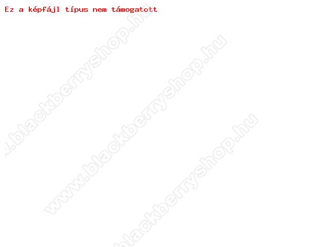 BLACKBERRY 8520 CurveDEVIA adatátvitel adatkábel és USB töltő - USB / Micro USB, 1,5m, 2.1A - SZÜRKE