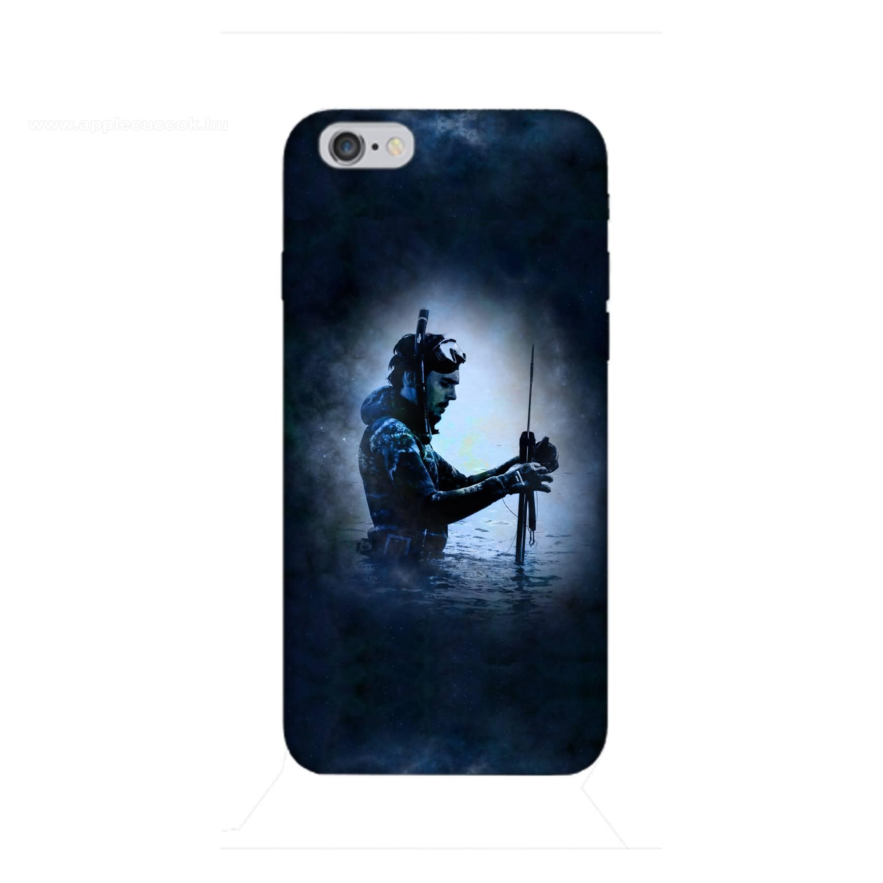 E-pic szilikon védő tok / hátlap - Horoszkóp, Vízöntő mintás - APPLE iPhone 6 / APPLE iPhone 6s