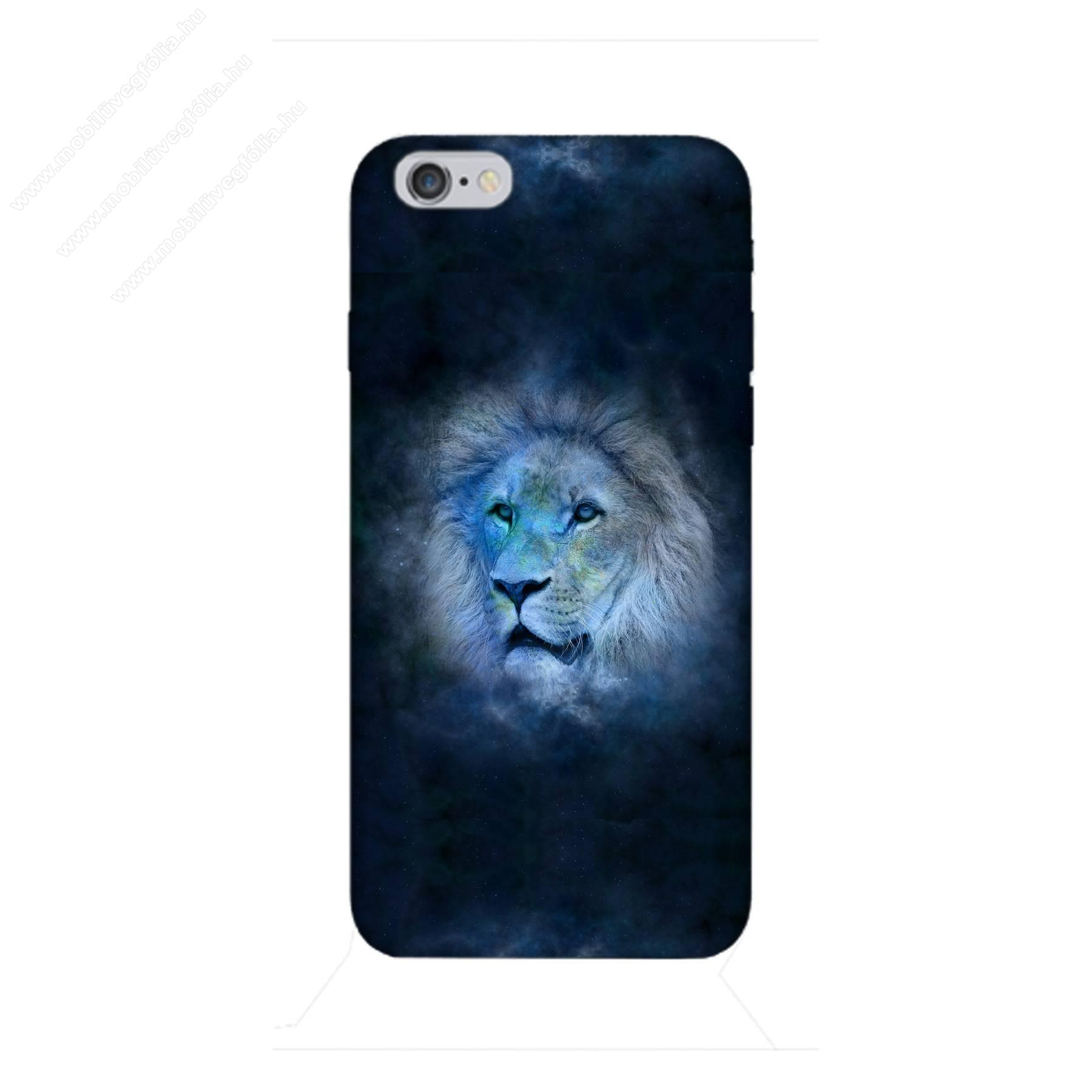 E-pic szilikon védő tok / hátlap - Horoszkóp, Oroszlán mintás - APPLE iPhone 6 / APPLE iPhone 6s