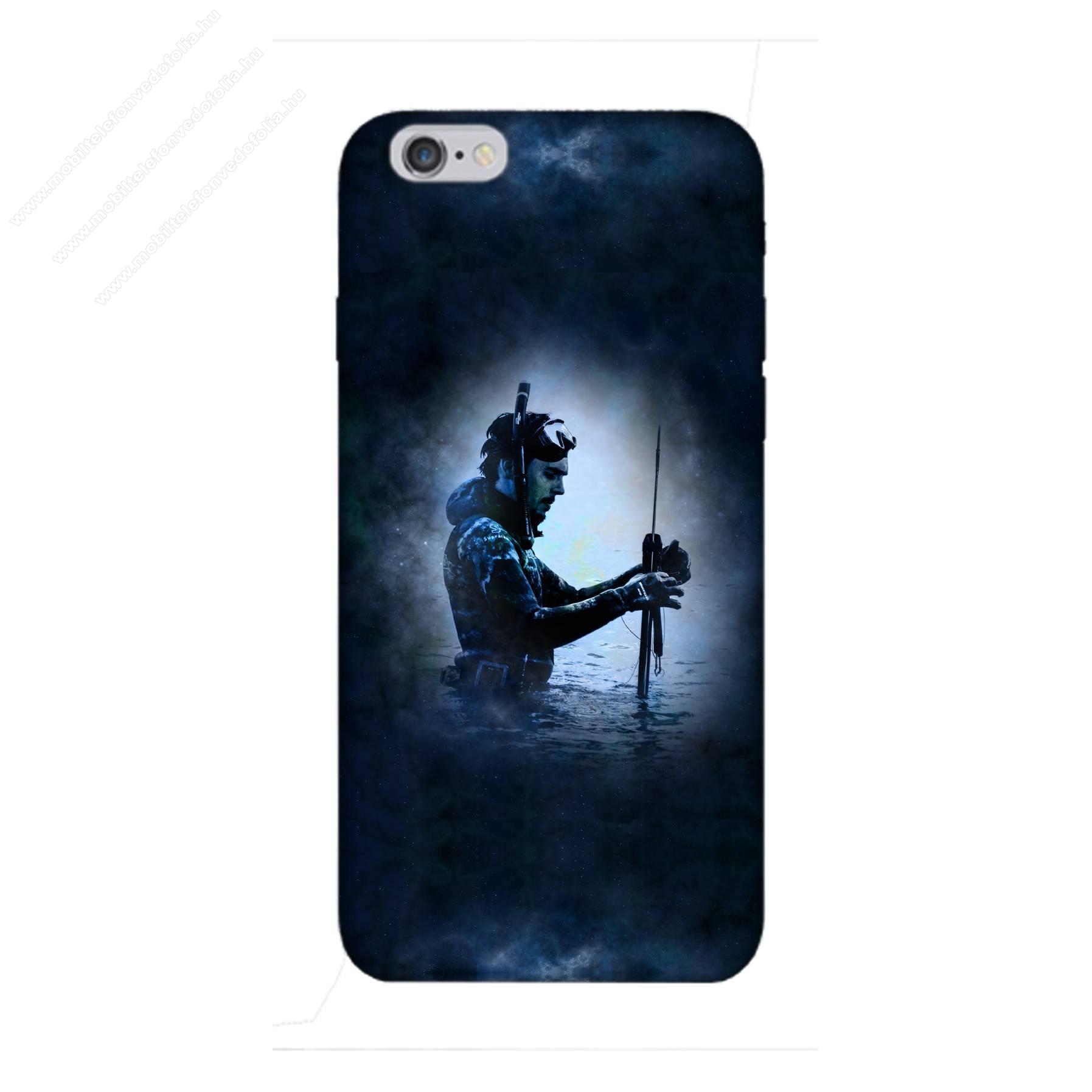 E-pic szilikon védő tok / hátlap - Horoszkóp, Vízöntő mintás - APPLE iPhone 6 Plus / APPLE iPhone 6s Plus