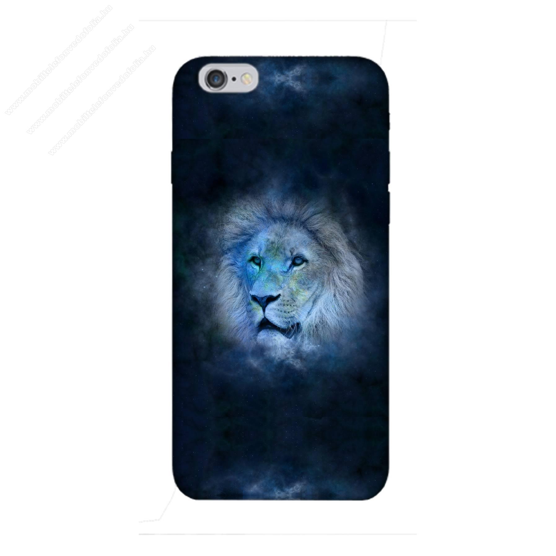 E-pic szilikon védő tok / hátlap - Horoszkóp, Oroszlán mintás - APPLE iPhone 6 Plus / APPLE iPhone 6s Plus