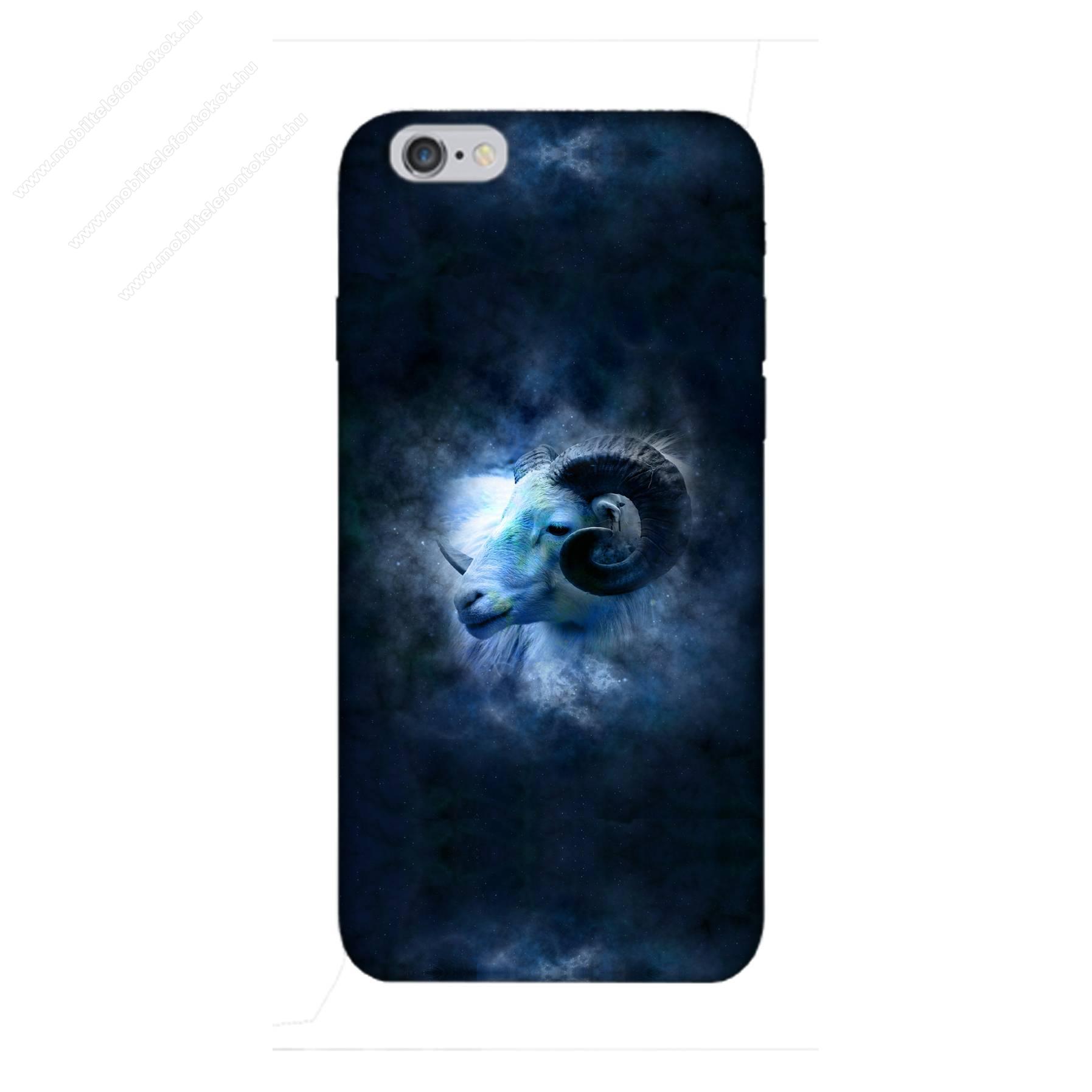 E-pic szilikon védő tok / hátlap - Horoszkóp, Kos mintás - APPLE iPhone 6 Plus / APPLE iPhone 6s Plus