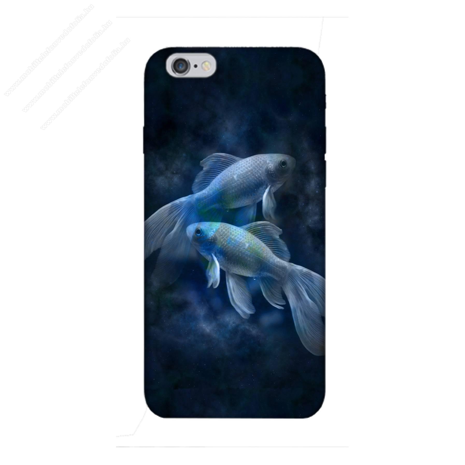 E-pic szilikon védő tok / hátlap - Horoszkóp, Halak mintás - APPLE iPhone 6 Plus / APPLE iPhone 6s Plus