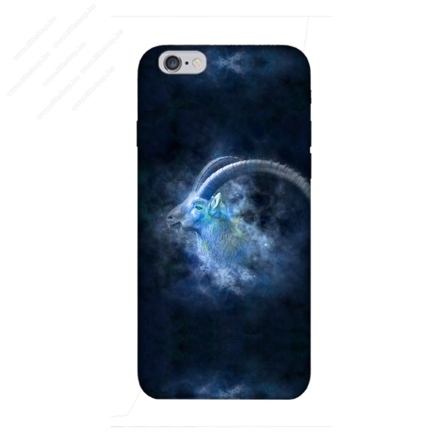 E-pic szilikon védő tok / hátlap - Horoszkóp, Bak mintás - APPLE iPhone 6 Plus / APPLE iPhone 6s Plus