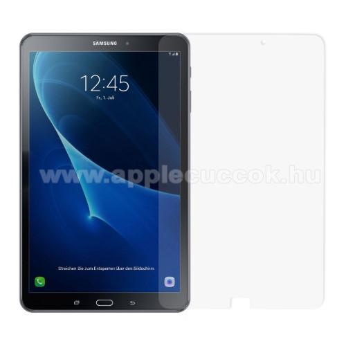 El?lap v�d? karc�ll� edzett �veg - 0,3 mm v�kony, 9H, Arc Edge - SAMSUNG SM-T580 Galaxy Tab A 10.1 (2016) / SAMSUNG SM-T585 Galaxy Tab A 10.1 (2016)