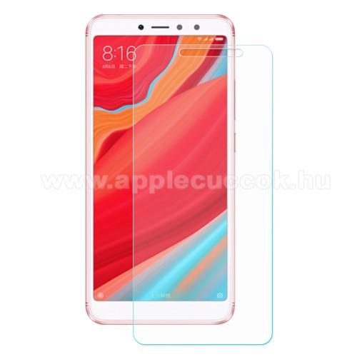 El?lapv�d? karc�ll� edzett �veg - 0,3mm, 9H, Arc Edge - Xiaomi Redmi S2 / Xiaomi Redmi Y2