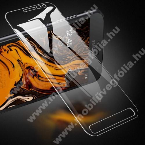 Előlap védő karcálló edzett üveg - 0,25 mm vékony, 9H, Arc Edge - SAMSUNG SM-G398F Galaxy Xcover 4s