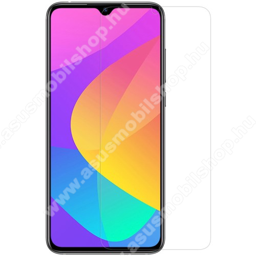 Előlap védő karcálló edzett üveg - 0,25 mm vékony, 9H, Arc Edge, A képernyő sík részét védi - Xiaomi Mi Note 10 / Xiaomi Mi Note 10 Pro / Xiaomi Mi CC9 Pro / Xiaomi Mi Note 10 Lite