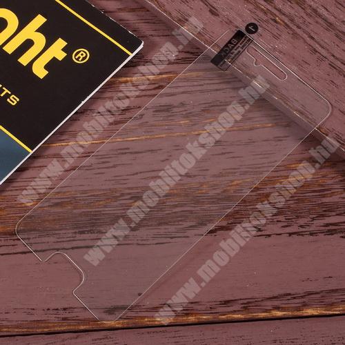 Előlap védő karcálló edzett üveg - 0,25 mm vékony, 9H, Arc Edge - HUAWEI P10