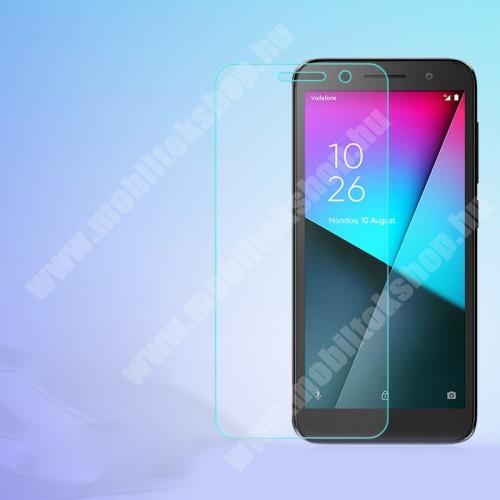Vodafone Smart E9 Előlap védő karcálló edzett üveg - 0,26 mm vékony, 9H, Arc Edge - Vodafone Smart E9