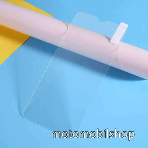 Előlap védő karcálló edzett üveg - 0,33 mm vékony, 9H, Arc Edge, A képernyő sík részét védi - SAMSUNG SM-A105F Galaxy A10