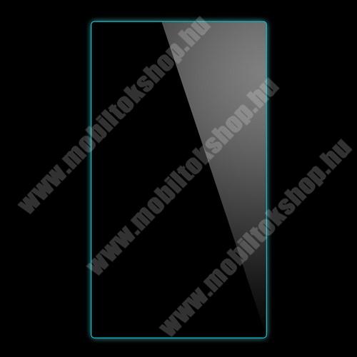 Előlap védő karcálló edzett üveg - 0,33 mm vékony, 9H, Arc Edge - LG G5 (H850)