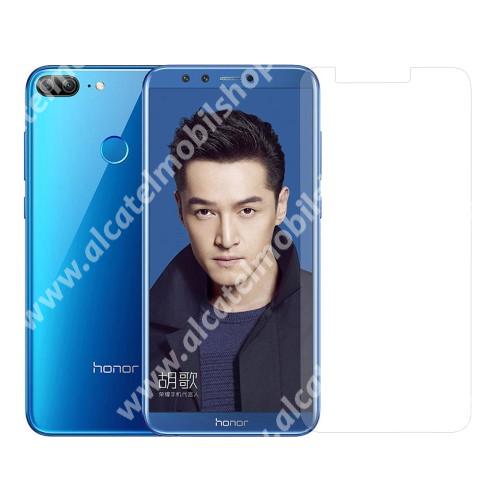 Előlap védő karcálló edzett üveg - 0,3 mm vékony, 9H, Arc Edge - HUAWEI Honor 9 Lite / HUAWEI Honor 9 Youth Edition