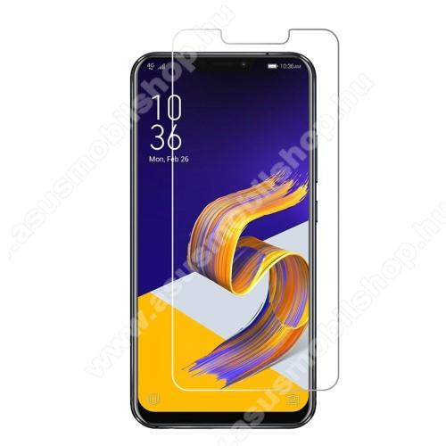 Asus Zenfone 5z (ZS620KL) (2018)Előlap védő karcálló edzett üveg - 0,3 mm vékony, 9H, Arc Edge - ASUS Zenfone 5z (ZS620KL) (2018)