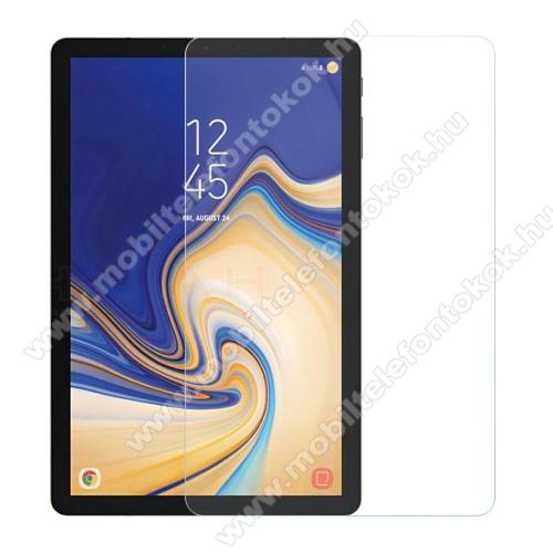 Előlap védő karcálló edzett üveg - 0,3 mm vékony, 9H, Arc Edge - SAMSUNG SM-T830 Galaxy Tab S4 10.5 (Wi-Fi)
