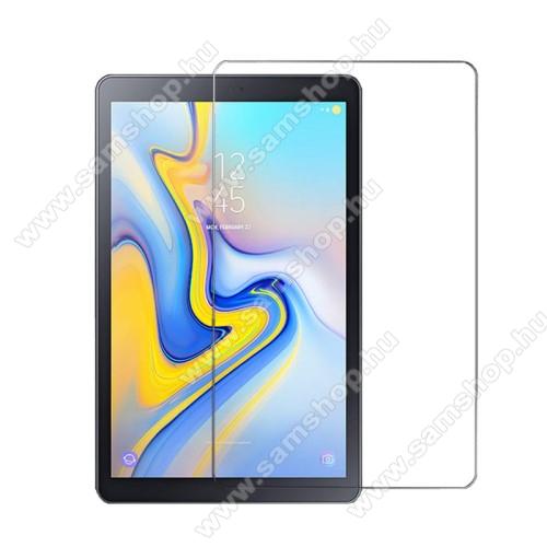 SAMSUNG SM-T595 Galaxy Tab A 10.5 LTEElőlap védő karcálló edzett üveg - 0,3 mm vékony, 9H, Arc Edge - SAMSUNG SM-T590 Galaxy Tab A 10.5 Wi-Fi / SAMSUNG SM-T595 Galaxy Tab A 10.5 LTE