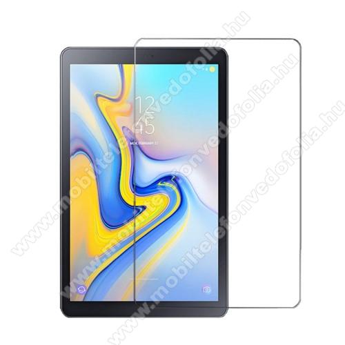 Előlap védő karcálló edzett üveg - 0,3 mm vékony, 9H, Arc Edge - SAMSUNG SM-T590 Galaxy Tab A 10.5 Wi-Fi / SAMSUNG SM-T595 Galaxy Tab A 10.5 LTE