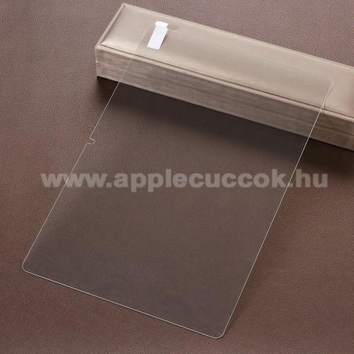 Előlap védő karcálló edzett üveg - 0,3 mm vékony, 9H, Arc Edge, A képernyő sík részét védi - HUAWEI MediaPad T5