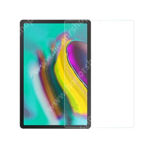 Előlap védő karcálló edzett üveg - 0,3 mm vékony, 9H, Arc Edge - SAMSUNG SM-T725 Galaxy Tab S5e 10.5 LTE / SAMSUNG SM-T720 Galaxy Tab S5e 10.5 Wi-Fi