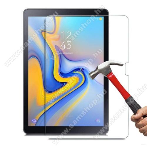 SAMSUNG Galaxy Tab Advanced 2 (SM-T583)Előlap védő karcálló edzett üveg - 0,3 mm vékony, 9H, Arc Edge, A képernyő sík részét védi - SAMSUNG Galaxy Tab Advanced 2 (SM-T583)