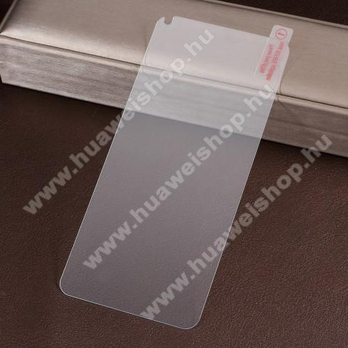 HUAWEI Honor View 20Előlap védő karcálló edzett üveg - 0,3 mm vékony, 9H, Arc Edge, A képernyő sík részét védi - HUAWEI Honor View 20 / HUAWEI Honor V20