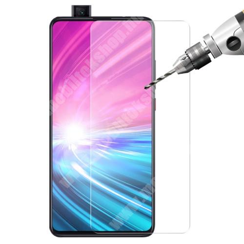 Előlap védő karcálló edzett üveg - 0,3 mm vékony, 9H, Arc Edge, A képernyő sík részét védi - Xiaomi Redmi K20 / Xiaomi Redmi K20 Pro / Xiaomi Mi 9T Pro / Xiaomi Mi 9T