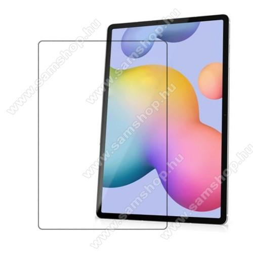 SAMSUNG Galaxy Tab S7 Plus (SM-T970/T976B)Előlap védő karcálló edzett üveg - 0,3 mm vékony, 9H, Arc Edge, A képernyő sík részét védi - SAMSUNG Galaxy Tab S7 Plus (SM-T970/T976B)