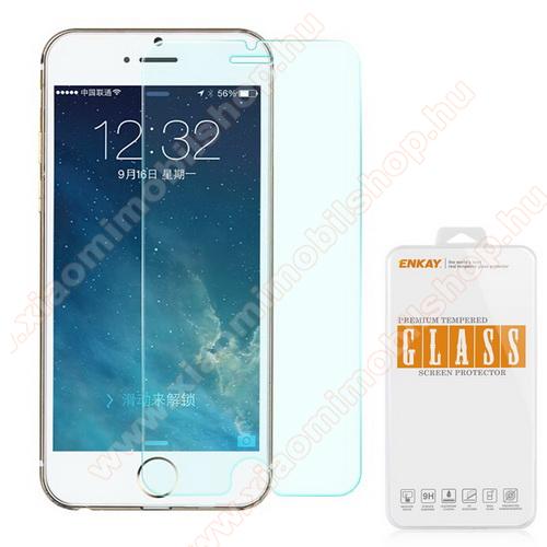 Előlap védő karcálló edzett üveg - 0,3 mm vékony, 9H - APPLE iPhone 6
