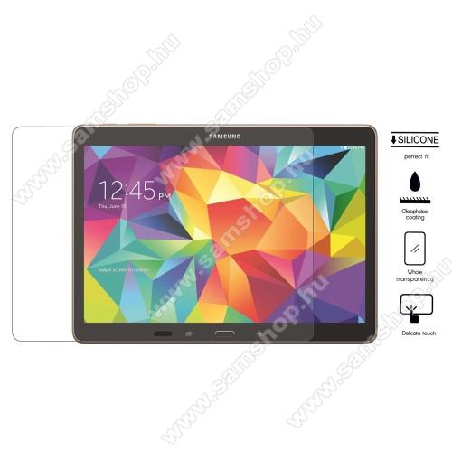 SAMSUNG SM-T805 Galaxy Tab S 10.5Előlap védő karcálló edzett üveg - 0,3 mm vékony, 9H, Arc Edge - SAMSUNG SM-T800 Galaxy Tab S 10.5 / SAMSUNG SM-T805 Galaxy Tab S 10.5