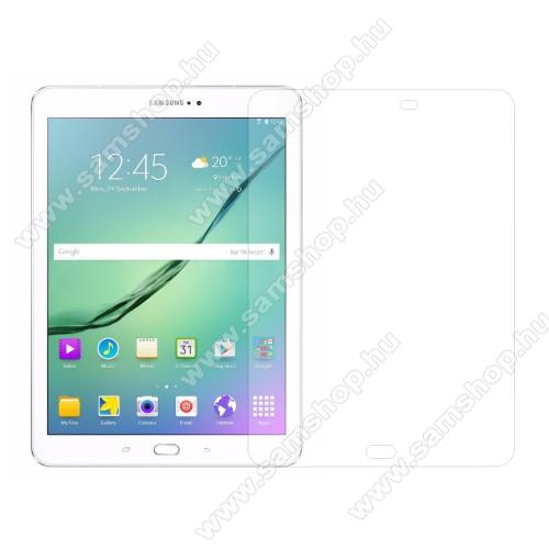 SAMSUNG Galaxy Tab S2 9.7 (SM-T810 / SM-T815)Előlap védő karcálló edzett üveg - 0,3 mm vékony, 9H, Arc Edge, A képernyő sík részét védi - SAMSUNG SM-T810 / SM-T815 Galaxy Tab S2 9.7