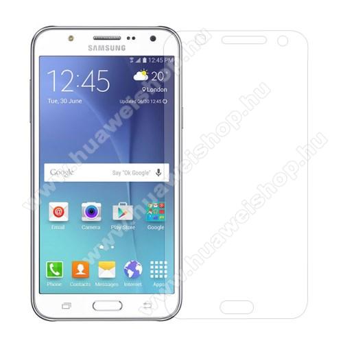 Előlap védő karcálló edzett üveg - 0,3 mm, 9H - Arc Edge - SAMSUNG SM-J500F Galaxy J5 (2015)
