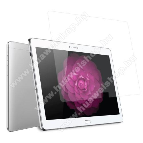 HUAWEI MediaPad M2 10.0Előlap védő karcálló edzett üveg - 0,3 mm, 9H - Arc Edge - HUAWEI MediaPad M2 10.0
