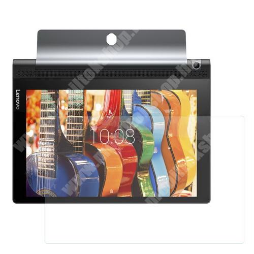 Előlap védő karcálló edzett üveg - 0,3 mm vékony, 9H, Arc Edge - Lenovo Yoga Tab 3 10