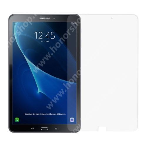 Előlap védő karcálló edzett üveg - 0,3 mm vékony, 9H, Arc Edge - SAMSUNG SM-T580 Galaxy Tab A 10.1 (2016) / SAMSUNG SM-T585 Galaxy Tab A 10.1 (2016)