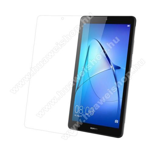 HUAWEI MediaPad T3 8.0Előlap védő karcálló edzett üveg - 0,3 mm vékony, 9H, Arc Edge - HUAWEI MediaPad T3 8.0